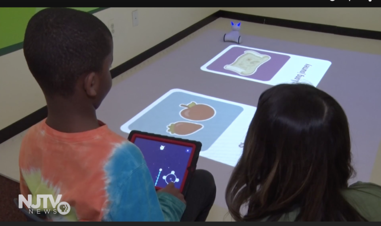 How 3D robots make learning fun for kids with autism