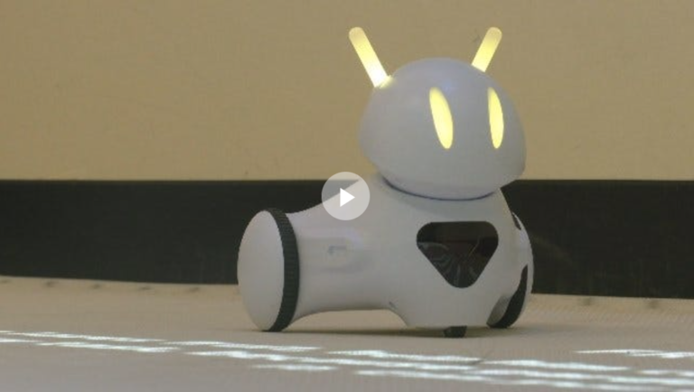 HOW A ROBOT HELPS NJ STUDENTS WITH AUTISM