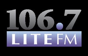 106.7 Lite FM Logo