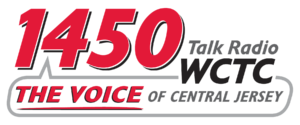1450 The Voice WCTC Talk Radio logo